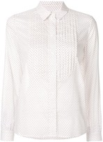 Vanessa Seward pleated long-sleeve shirt