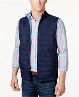 Club Room Men's Reversible Vest, Only at Macy's