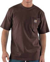Carhartt Workwear T-Shirt - Short Sleeve (For Big Men)