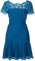 Diane von Furstenberg 'Fifi' dress - women - Cotton/Polyamide/Polyester/Viscose - 4