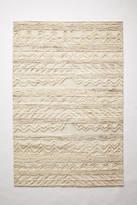 Anthropologie Textured Stillwater Rug