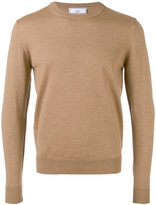 Ami Alexandre Mattiussi ribbed sweater - men - Merino - S