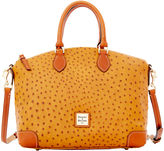 Dooney & Bourke Ostrich Satchel