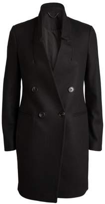 AllSaints Andrea Wool-Blend Coat
