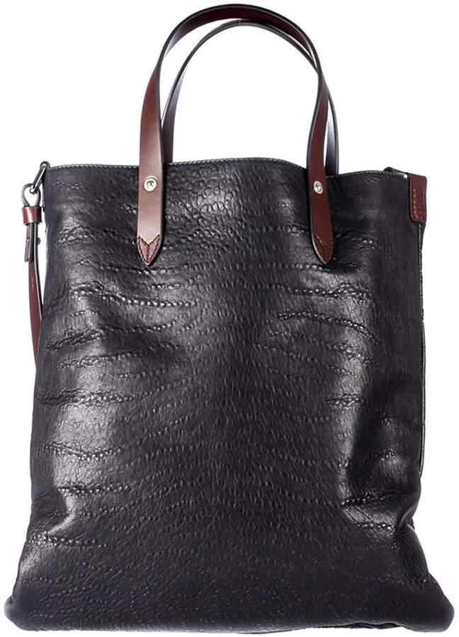 Golden Goose Flat Shopper Bag