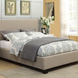 Modus Designs Furniture Simone Upholstered Platform Bed Furniture Size: Queen