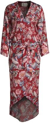Maison du Soir Isabella Floral Robe