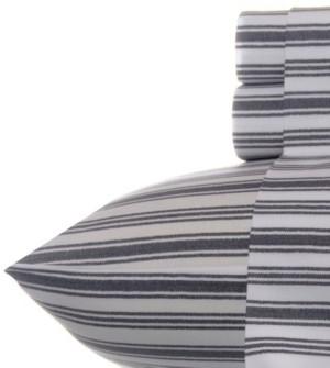 Nautica Coleridge Stripe Twin Sheet Set Bedding