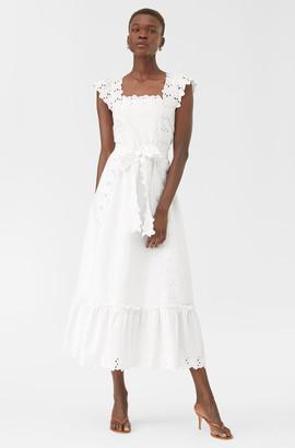 Rebecca Taylor La Vie Sophie Eyelet Dress