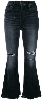 3x1 W3 Higher Ground Gusset Crop jeans