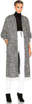 Isabel Marant Iban Tweedy Coat