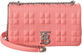 Burberry Small Lola Quilted Leather Crossbody