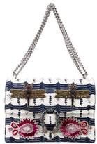 Gucci 2017 Dionysus Medium Snakeskin Shoulder Bag