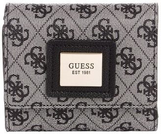 GUESS SG766843BLA Candace Tri-Fold Wallet