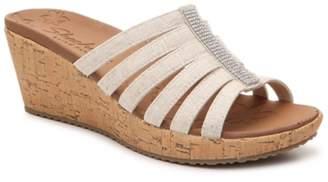Skechers Beverlee Rebel Play Wedge Sandal