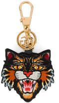 Gucci Angry Cat Keyring