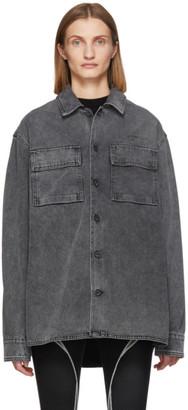 Off-White Grey Arrows Shirt