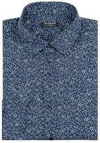Harrods Of London Splatter Print Shirt