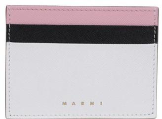 Marni Colour Block Card Holder