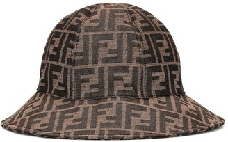 Fendi Kids FF bucket hat