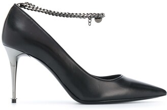 Tom Ford Chain-Embellished Pumps