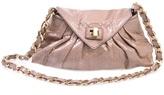 ZAGLIANI - Python chain strap shoulder bag