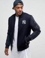 New Era Yankees Bomber Jacket