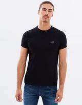 Armani Jeans Slim Fit Logo T-Shirt