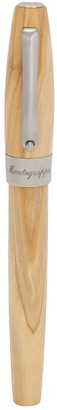 Montegrappa Heartwood Olive Wood Fountain Pen