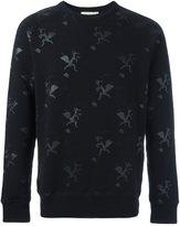 MAISON KITSUNÉ fox print sweatshirt
