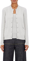 Barneys New York Women's Merino Wool-Blend Cardigan-LIGHT GREY