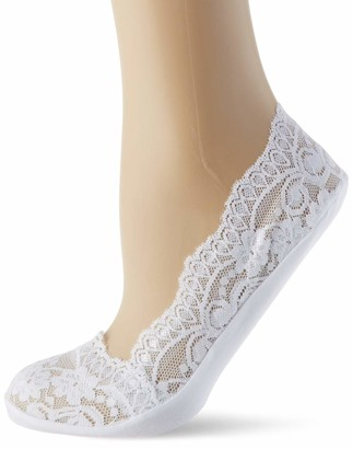 Calvin Klein Women's Show 1p lace Victoria Socks