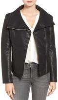 Rachel Roy Faux Leather Jacket