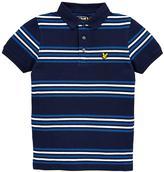 Lyle & Scott Ss Stripe Polo
