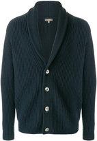 N.Peal shawl collar cashmere cardigan