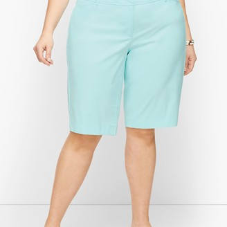 "Talbots Perfect Shorts - 13"" - Solid"