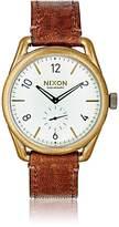 Nixon Men's C39 Leather Watch