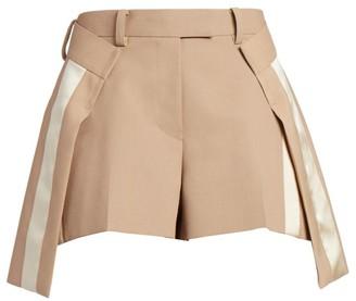 Sacai Suiting Shorts