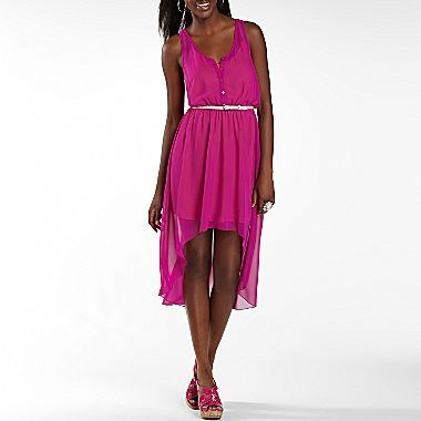 JCPenney Decree® High-Low Dress