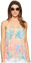 Lilly Pulitzer Abena Top Women's Clothing