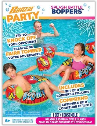 Banzai Pool Party Splash Boppers