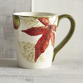 Pier 1 Imports Asheville Leaves Mug