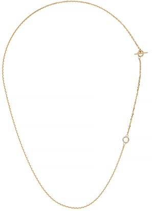 All Blues String 18kt Gold Vermeil Necklace
