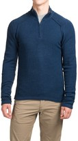 Royal Robbins Voyager Sweater - Zip Neck (For Men)