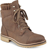 Tommy Hilfiger Omar Lace-Up Booties