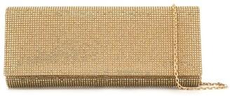 Rene Caovilla Celebrita rhinestone-embellished clutch