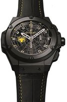 Hublot King Power Men's Limited Edition Anderson Silva Spider Chronograph - 703.CI.1119.GR.SPD13