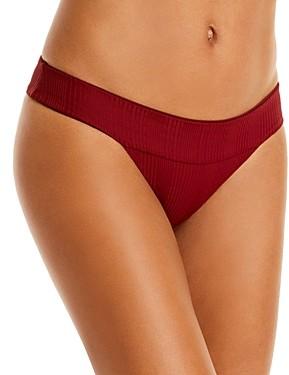 L-Space Veronica Ribbed Bikini Bottom