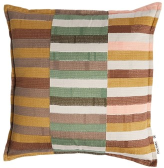 Pony Rider Modern Eclipse Striped Cushion Cover