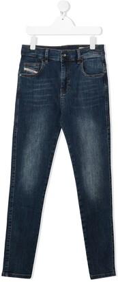 Diesel Slim Fit Trousers
